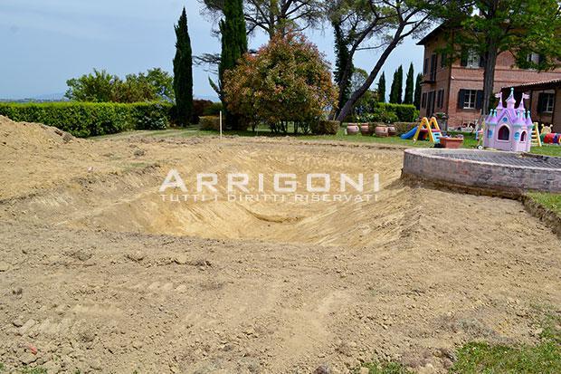 Permessi e autorizzazione costruzione piscina dal design bio - Arrigoni piscine ...